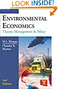 #3: Environmental Economics (Theroy, Management & Policy)