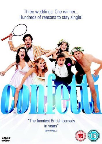 Affectionate comedy featuring an ensemble of UK comedic talents, including Martin Freeman, Jessica Stevenson, Stephen Mangan, Jimmy Carr, Felicity Montagu and Alison Steadman. The film follows three couples as they duke it out to win a bridal magazin...