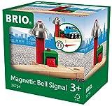 Brio 33754 - Campana magnética para circuito ferroviario