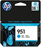 HP 951 Cyan Original Ink Cartridge (CN050AE)