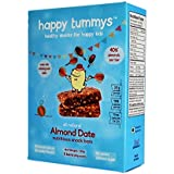 Happy Tummys Almond Date (Pack of 5 Snack Bars)