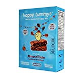 #7: Happy Tummys Almond Date Snack Bar (Pack of 5)