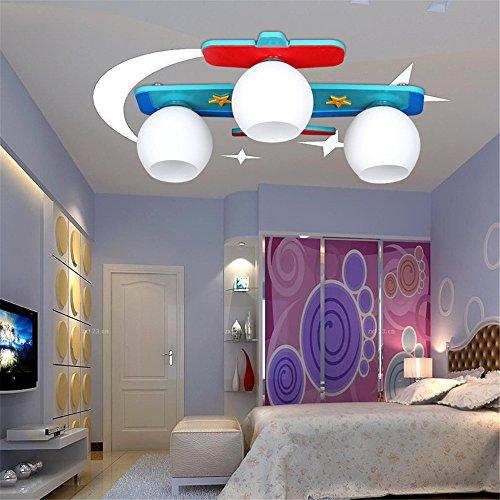 BRIGHTLLT Hyundai Card LED Luz Lámpara de techo luz cálida niños dormitorio...