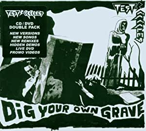 Dig Your Own Grave [CD/DVD]