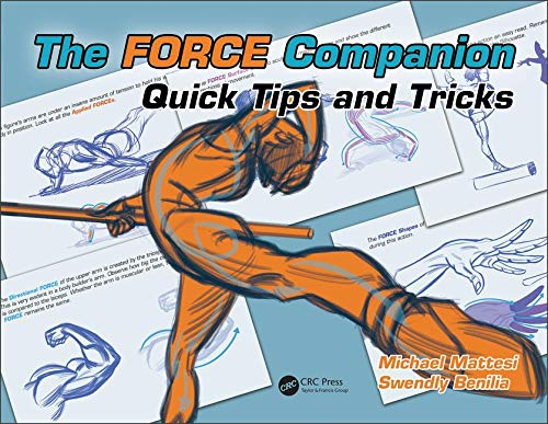new arrival 61101 3f546 The FORCE Companion: Quick Tips and Tricks (Force Drawing)
