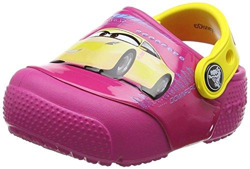 Crocs Unisex Kid Fun Lab Lights Cars 3 Clogs