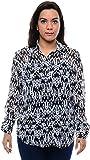 CHLOE Women's Regular Fit Shirt (CH-AM-1...