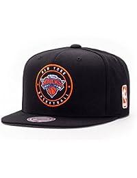 Casquette Patch Knicks Mitchell & Ness casquette casquette snapback