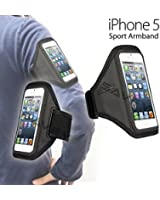 iPhone 5SE / 5S Armband,SAVFY iPhone SE Sports Gym Jogging Running Armband Case Cover Phone Holder For iPhone 5/5S/5C - Exclusively designed for Your Outdoor Activities