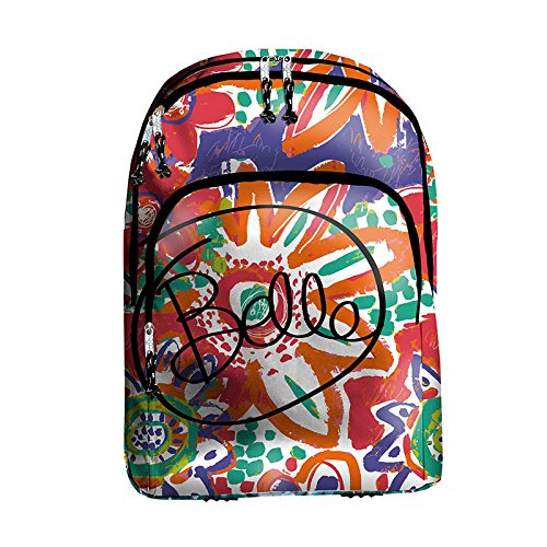 mochila escolar doble BECOOL BELLE by BUSQUETS