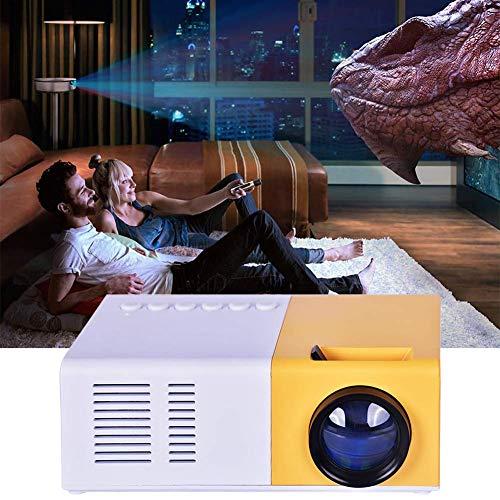 ZHL Miniprojektor, Beweglicher Overhead-Projektor, PC Multimedia Home Theater Full HD