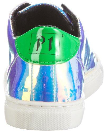 P1 200, Baskets mode mixte adulte Vert (Vanish Green)
