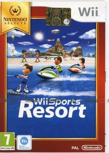 Wii Sports Resort - Nintendo Selects [Importación Italiana]