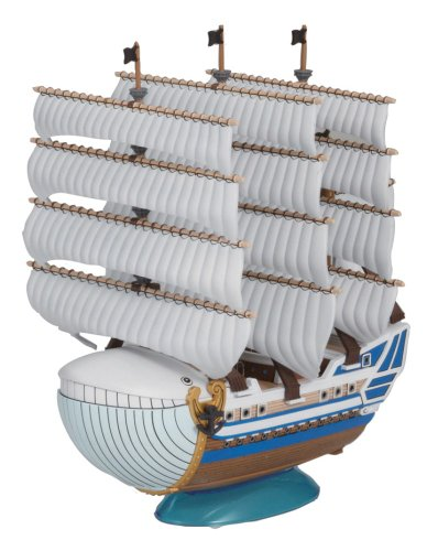 Moby Dick Grand Ship - One Piece - Plastic Model Construction Kit