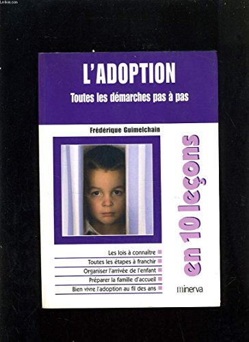 L'Adoption par Frederique Guimelchain