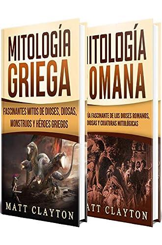 Descargar gratis Mitología Clásica: Historias Fascinantes de los Dioses y Héroes Griegos y Romanos, y las Criaturas Mitológicas de Matt Clayton