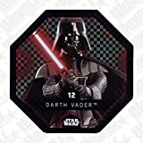 Rewe STAR WARS Cosmic Shells Normal 12 Glitzer Darth Vader + WIZUALS STICKER