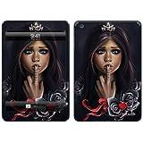 Diabloskinz B0104-0080-0004 selbstklebender Placebo Vinyl-Skin Displayschutzfolie für Apple iPad Air