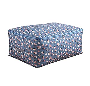 Vahome Storage Bags Space Saver Bag Portable Quilt Bag