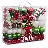 2 x 7cm Natale LED lampeggiante Orecchini Costume Ufficio Festa Bauble Costume