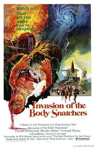 Invasion of the Body Snatchers Plakat Movie Poster (11 x 17 Inches - 28cm x 44cm) (1978) E (Brooke Adams Weihnachten)