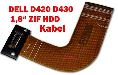 DELL Latitude D420 D430 HDD Kabel Festplattenkabel 1,8