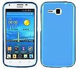 TBOC® Hellblau Gel TPU Hülle für Huawei Ascend Y600