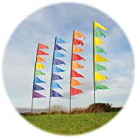 Spirit of Air Pendant Banner Kit - Rainbow 3.40m