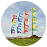 Spirit of Air Pendant Banner Kit - Blues 3.40m - Best Reviews Guide
