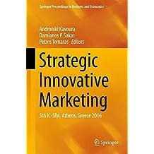 Strategic Innovative Marketing: 5th Ic-sim