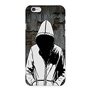 Unicovers Ghost in Hood Back Case Cover for iPhone 6 6S