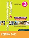 Sciences économiques et sociales 2de * Coll. Passard & Perl
