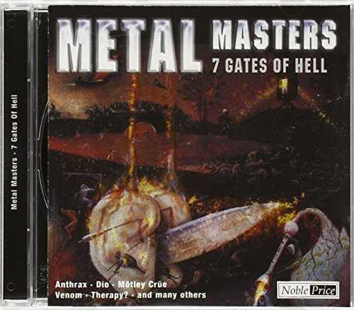 Metal Masters-7 Gates of Hell