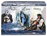 La Via Della Musica - Rigoletto/Traviata/Tosca Nei Luoghi (CE) (4 Dvd+Libro)