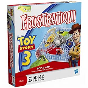 Toy Story 3 Frustration Game