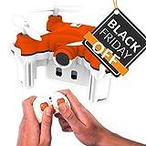 SKEYE Nano 2 Camera - più piccolo drone nano con video HD - RC quadricottero...