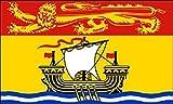 U24 Flagge Fahne New Brunswick Neu Braunschweig 90 x 150 cm