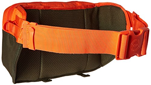 Herschel Supply Company 18 Sport Taille Pack, 71 cm, Canteen Crosshatch (schwarz) - 10018-01247-OS Forest Night/Vermillion Orange