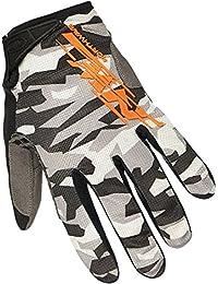 Guantes NORTHWAVE MTB AIR 2 FULL Camuflaje/Naranja fluorescente L