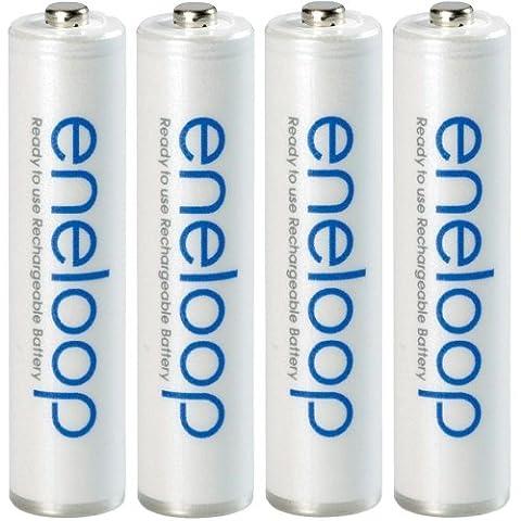 4x batteries Panasonic Eneloop AAA–Micro pour téléphone sans fil Siemens Gigaset A380/A385; a38h; A580/A585; A58H; A150/A155–A15–A340/A345; A34; AS280/AS285; AS28H; C100/C150; CX100/CX150; C1; C200/C250; C2; C380/C385; C38H; C450/C455; CX450/CX150; C450IP/C455IP; C45; C470/C475; CX470/CX475; C470IP/C475IP; C47H; CL100; C340/C345; cx340/cx345; C34; CX550; E360/E365; E36; E100/E150; E1–S100/S150; SX100/SX150; S1–S440/S445, SX440/SX445, S44–S2