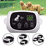 Veena 1 Dog System Wireless 123 Dog Fence Nowire Waterproof Pet Containment System