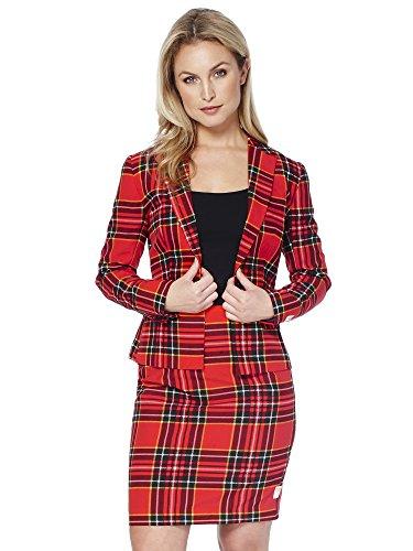 Opposuits: abiti divertenti per natale - completo: giacca e gonna