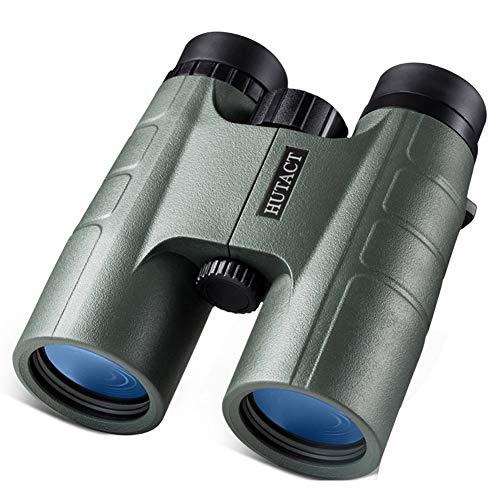 Fernglas 10X42 Zoom hohe Vergrößerung HD Low Light Nachtsicht Travel Phone Foto Outdoor-Teleskop Sightseeing Konzert Spiegel -
