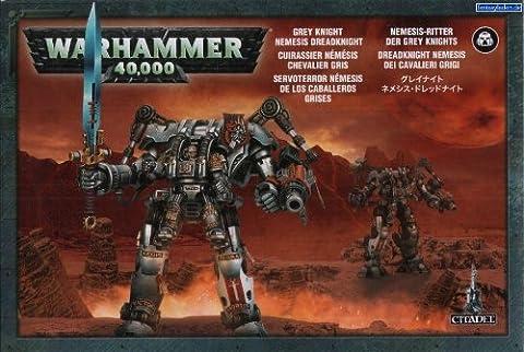 Warhammer Chevaliers Gris - Nemesis-Ritter der G