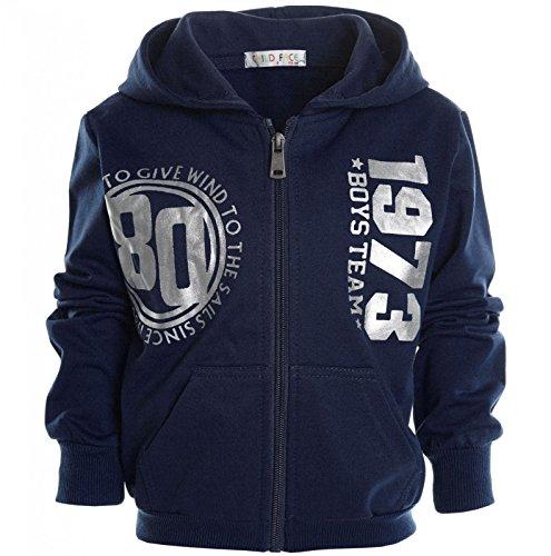 BEZLIT - Maglia - Camicia - Collo a U  - Maniche lunghe  -  ragazzo blu navy 12 anni