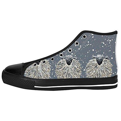 Dalliy Cute Color Sheep Men's Canvas shoes Schuhe Lace-up High-top Sneakers Segeltuchschuhe Leinwand-Schuh-Turnschuhe E