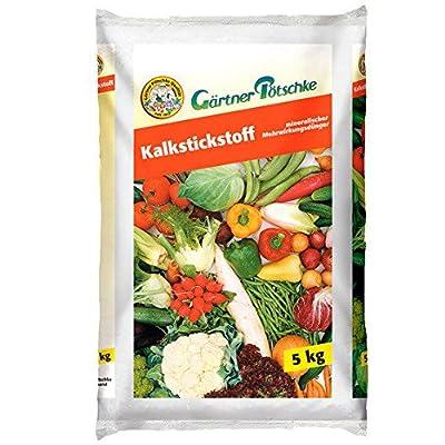 GP Kalkstickstoff, 5 kg für ca. 80-125 qm von Gärtner Pötschke bei Du und dein Garten