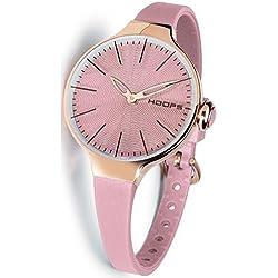 HOOPS Uhren Chérie rose gold Damen Rosa - 2483lg-19
