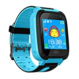 Kids Smart Watch Phone, GPS Tracker Smart Wrist Watch for 3-12 Year Old