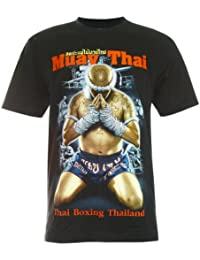 (PALLAS) Muay Thai Martial Arts T-Shirt (TN042)